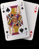 strategie bij blackjack gebruikt